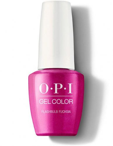 OPI Gelcolor Flashbulb Fuschia